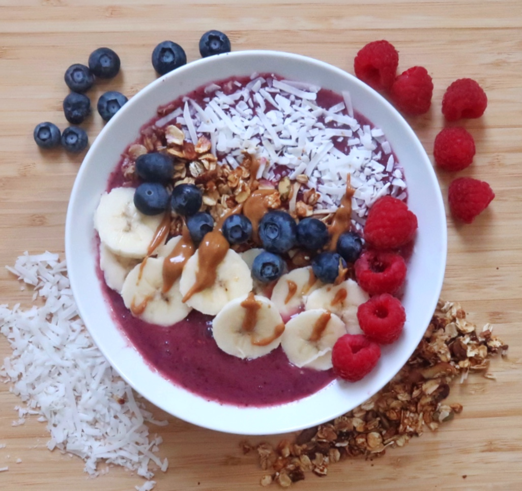Summertime Smoothie Bowl